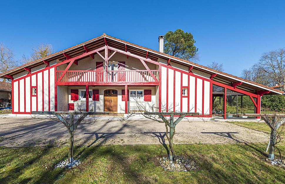 Maison Basque et Maison Landaise