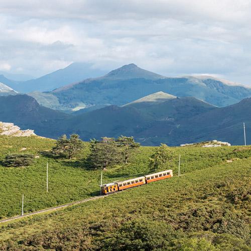 Randonnée de La Rhune au Pays Basque
