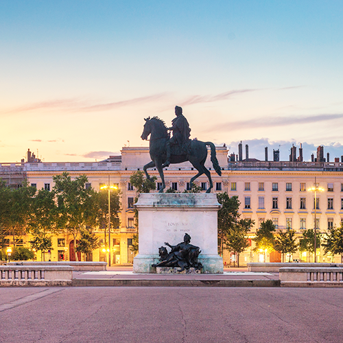 Lyon et ses quartiers touristiques