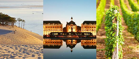 La Gironde est l'un des départements les plus en vogue