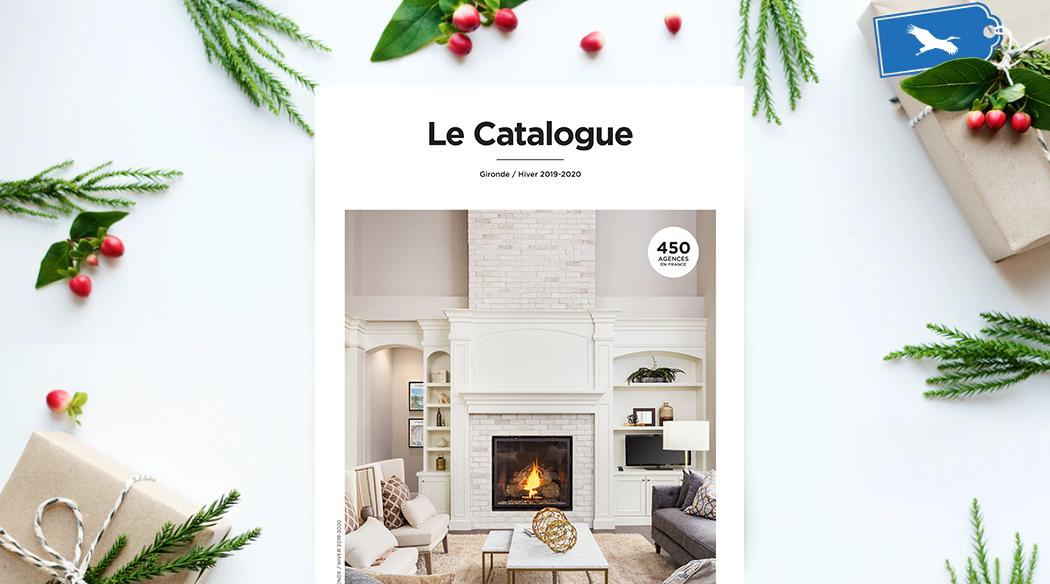 >Le Catalogue Hiver 2019