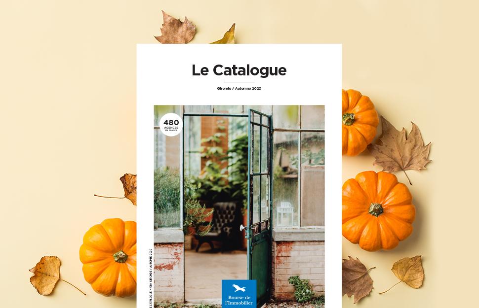 Le Catalogue Automne 2020