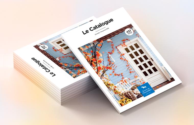 >Le Catalogue Automne 2019