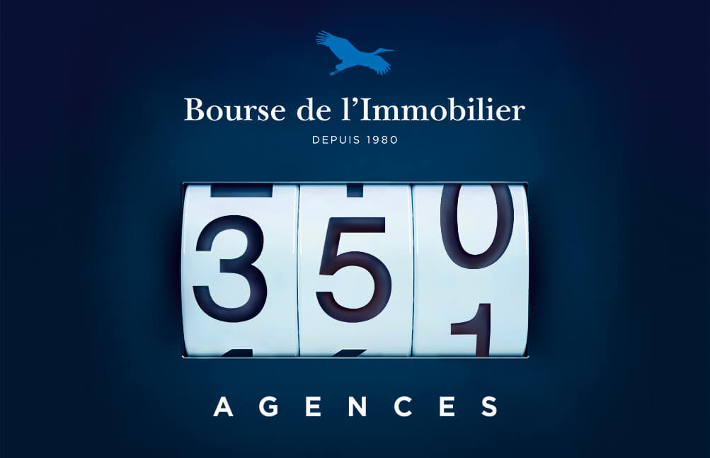 >350 agences, le cap est franchi !
